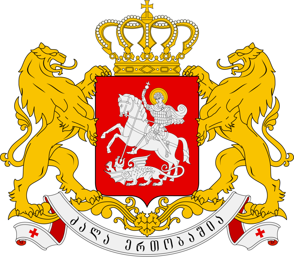 Georgien Wappen